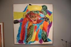 Painting by Gerald Van De Wiele 1962 - 1810314