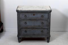 Pair Gustavian Style Chests of Drawers - 1660012