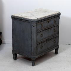 Pair Gustavian Style Chests of Drawers - 1660013