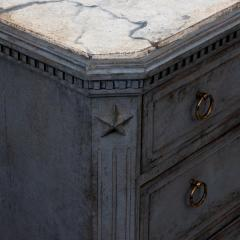 Pair Gustavian Style Chests of Drawers - 1660014