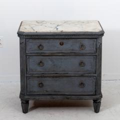 Pair Gustavian Style Chests of Drawers - 1660020