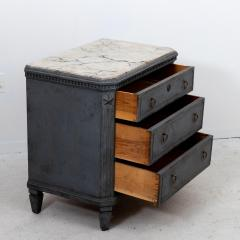 Pair Gustavian Style Chests of Drawers - 1660022