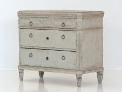 Pair Gustavian Style Chests of Drawers - 1675747