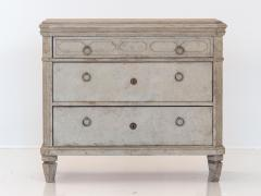 Pair Gustavian Style Chests of Drawers - 1675748