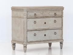 Pair Gustavian Style Chests of Drawers - 1675795