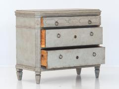 Pair Gustavian Style Chests of Drawers - 1675799