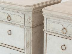 Pair Gustavian Style Chests of Drawers - 1675802
