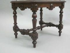 Pair Italian 19th Century Hand Carved Modern Neoclassical Wood Benches or Stools - 1787299