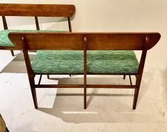 Pair Mid Century Bench - 1892497