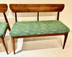 Pair Mid Century Bench - 1892498