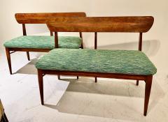 Pair Mid Century Bench - 1892499