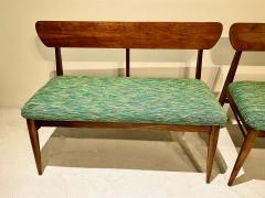 Pair Mid Century Bench - 1892500