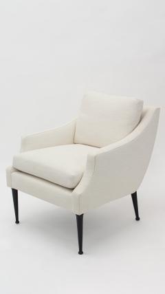 Pair Mid Century Modern Arm Chairs by Karpen - 1839954