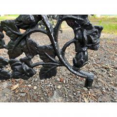 Pair Of 19th Century American Iron Planters - 1575272