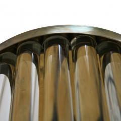 Pair Of Murano Glass Italian Floor Lamps 70s - 1626123