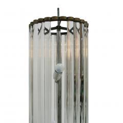 Pair Of Murano Glass Italian Floor Lamps 70s - 1626124