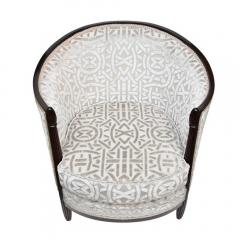 Pair Paul Follot design armchairs - 1125149
