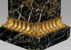 Pair Regency Period Ormolu and Marble Tazza - 993833