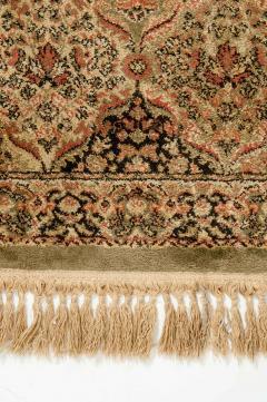 Pair Silk Handmade Area Rugs - 1129974