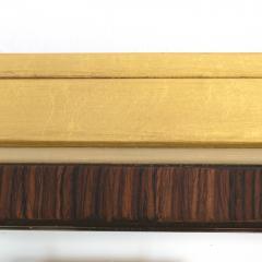 Pair Swedish Grace Pavilion mirrors rosewood veneer gilt wood carvings 1920s - 1910139