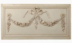 Pair of 18th century wooden panels - 1838246