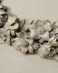 Pair of 18th century wooden panels - 1838264