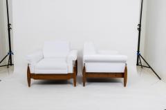 Pair of 1940s Italian Lounge Chairs - 735698