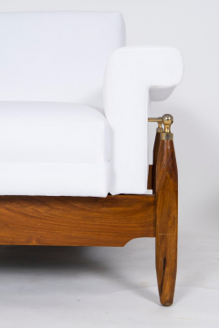 Pair of 1940s Italian Lounge Chairs - 735700