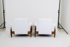 Pair of 1940s Italian Lounge Chairs - 735701