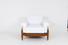 Pair of 1940s Italian Lounge Chairs - 735703