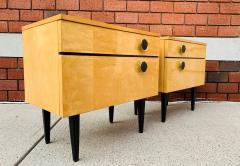 Pair of 1950s Italian Nightstands - 1103533