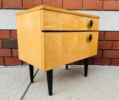 Pair of 1950s Italian Nightstands - 1103536