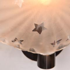 Pair of 1950s Italian star wall lights - 1219372