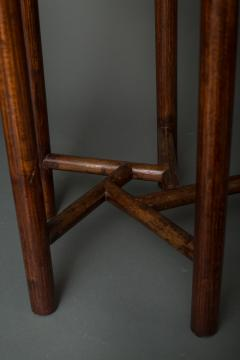 Pair of 19th Century Chinese Elmwood Stands - 1552158