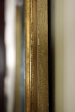 Pair of 19th Century Gilded Wood French Trumeau Mirror - 783732