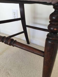 Pair of 19th Century Victorian Walnut Chairs - 1829931