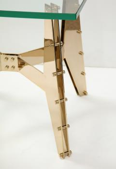 Pair of Architectural Side Tables - 604449