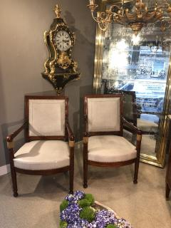 Pair of Armchairs France circa 1815 - 1180156