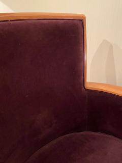 Pair of Armchairs by Rosello Paris - 1955768