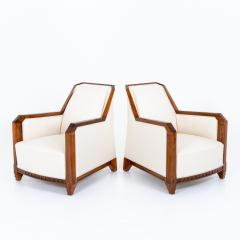 Pair of Art Deco Club Chairs - 2070130