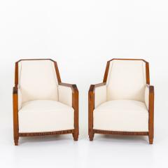 Pair of Art Deco Club Chairs - 2070136