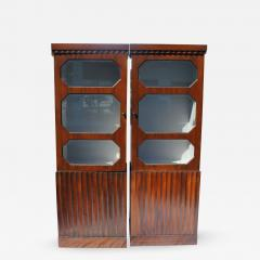Pair of Art Deco Rosewood cabinets - 966814