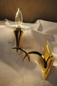 Pair of Art Deco Sconces - 932969