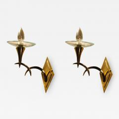 Pair of Art Deco Sconces - 934958