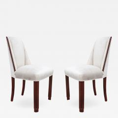 Pair of Art Deco Side Chairs - 575068