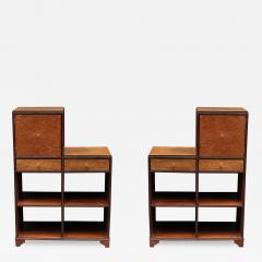 Pair of Art Deco Skyscraper Cabinets - 1193123