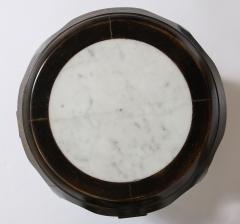 Pair of Asian Marble Topped Tables - 1061136