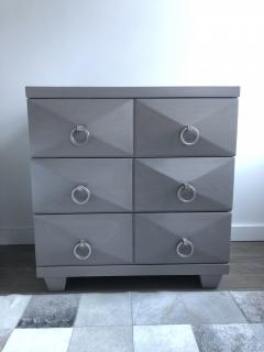 Pair of Bedside Mid Century Chest of drawers  - 1455743