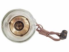 Pair of Belgian Crystal Lamps - 1796172