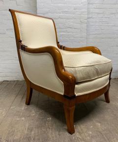 Pair of Biedermeier Style Lounge Chairs - 1060459